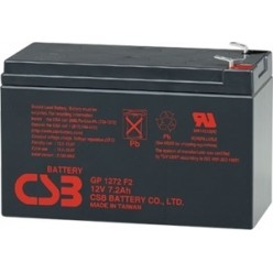 CSB Battery GP1272 F2