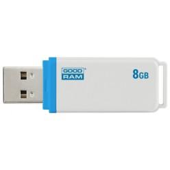 GoodRam UMO2 8GB UMO2-0080WER11 White (USB2.0)