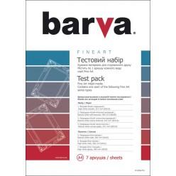 Barva IP-COM6-T01 (Тестовый набор FineART)