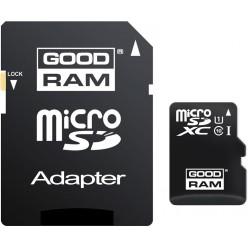 Goodram 16Gb microSDHC M1AA-0160R11 Class 10 UHS-I + SD Adapter