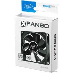 Deepcool XFAN 80 Black (80X80X25mm)