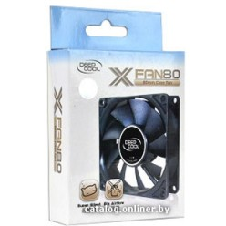 Deepcool XFAN 80 Black (80X80X25mm)