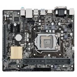 ASUS H110M-R/C/SI mATX