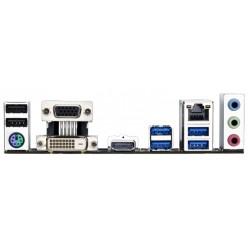 Материнская плата GigaByte GA-B250M-DS3H, LGA1151, mATX
