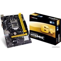 Biostar H110MHC   (HDMI, VGA)
