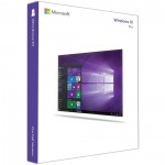 Microsoft Windows 10 Professional 64-bit Russian 1 License 1pk DSP OEI DVD (FQC-08909)