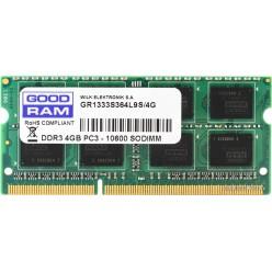 GOODRAM 4 GB SO-DIMM DDR3 1333 MHz (GR1333S364L9S/4G)
