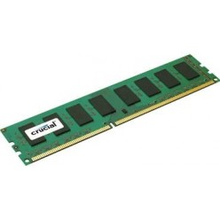 Crucial 4 GB DDR3 1600 MHz (CT51264BD160B)