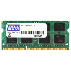 2048MB PC-12800 DDR3-1600 Goodram GR1600S3V64L11N/2G (SODIMM)