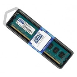 4GB PC-10600 DDR3-1333 Goodram GR1333D364L9S/4G