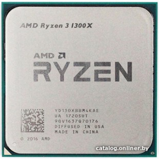 AMD Ryzen 3 1300X (Box)