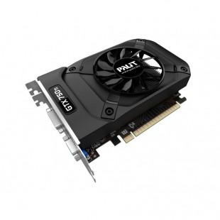 Видеокарта Palit GeForce GTX750 Ti StormX 1 GB (NE5X75T01301)