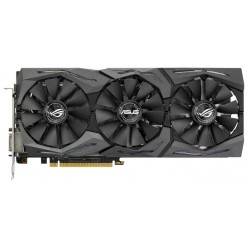 Видеокарта ASUS GeForce GTX 1060 6GB GDDR5 [ROG STRIX-GTX1060-6G-GAMING] Retail