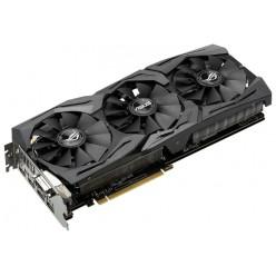 Видеокарта ASUS GeForce GTX 1060 6GB GDDR5 [ROG STRIX-GTX1060-6G-GAMING] Retail
