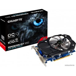 Gigabyte R7 350 OC 2GB DDR3 128bit (GV-R735OC-2GI) Ret