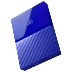 WD My Passport 1TB WDBBEX0010BRD-EEUE Red (USB3.0)
