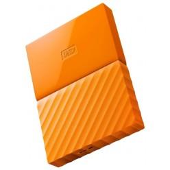 WD My Passport 1TB WDBBEX0010BYL-EEUE Yellow (USB3.0)