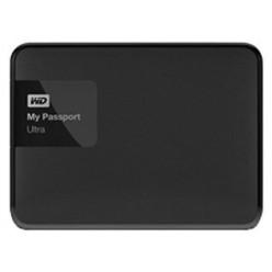 WD My Passport Ultra 500GB WDBBRL5000ABK-EEUE Black (USB3.0)