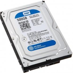 жесткий диск WD Blue WD5000AZLX